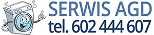 Naprawa zmywarek pralek lodówek Poznań Logo